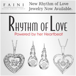 Rhythm of Love --- has been added to the Faini Designs Jewelry Studio collection