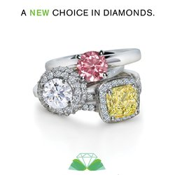 Announcing Pure Grown Diamonds!