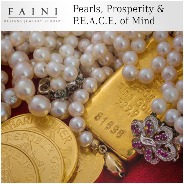 Pearls, Prosperity & PEACE of Mind