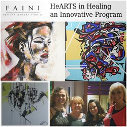 Proud Sponsor of HeARTS in Healing