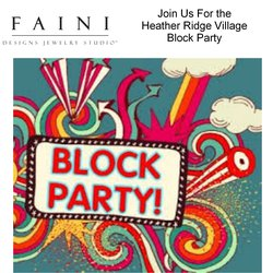 Heather Ridge Village Block Party
