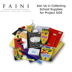 Join Us in Collecting School Supplies for Project SOS