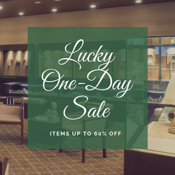 Lucky Day Sale!
