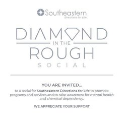 Diamond in the Rough Social & Fundraiser