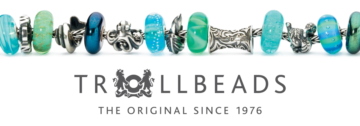 Trollbeads exclusive at Faini Designs Jewelry Studio