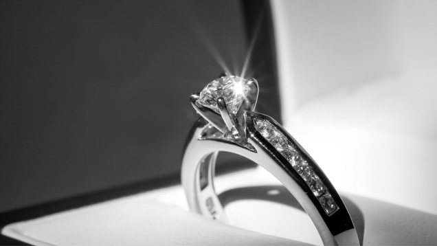 The Sparks Will Fly And Your Diamond Shine When You Follow These Cleaning Tips